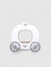 That's Mine White Cinderella Carriage Wall Shelf, Furnishing, That's Mine, nursery, kids, babies, presents, gifts - Home & Me
