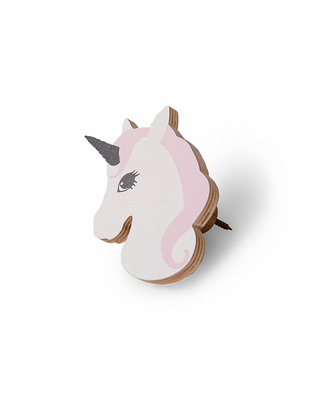 That's Mine Unicorn Wall Hook, Furnishing, That's Mine, nursery, kids, babies, presents, gifts - Home & Me