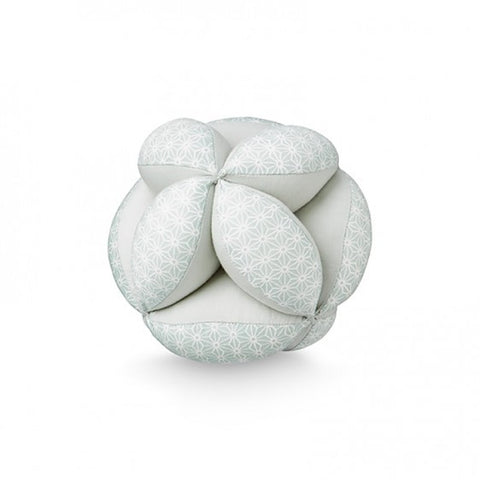 Cam Cam Mint Baby Grab Ball, Playtime, Cam Cam Copenhagen, nursery, kids, babies, presents, gifts - Home & Me