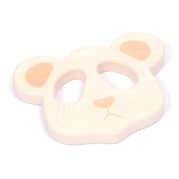 Loullou Panda Teether, Pamper and Care, Loullou, nursery, kids, babies, presents, gifts - Home & Me