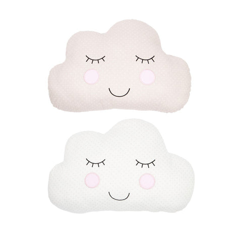 Sass & Belle Cloud Cushion, Soft Furnishing, Sass & Belle, nursery, kids, babies, presents, gifts - Home & Me
