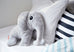 Done By Deer Grey Elphee Cuddle Teddy, Playtime, done by deer, nursery, kids, babies, presents, gifts - Home & Me