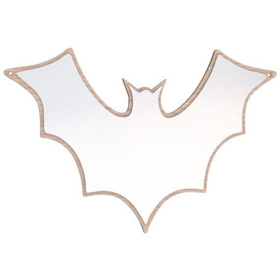 Mase Living Batman Mirror, Mirror, Mase Living, nursery, kids, babies, presents, gifts - Home & Me