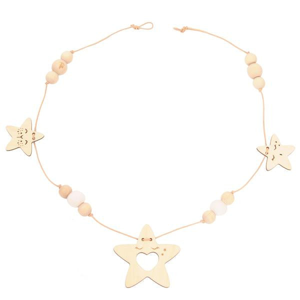 Loullou Star Garlands