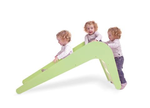Jupiduu Green Slide, Slide, Jupiduu, nursery, kids, babies, presents, gifts - Home & Me