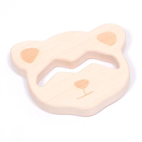Loullou Racoon Teether, , Loullou, nursery, kids, babies, presents, gifts - Home & Me