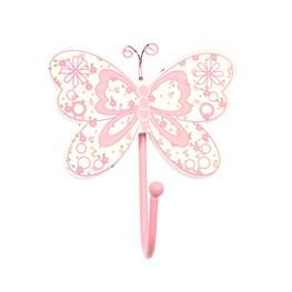 Sass & Belle Butterfly Hook, Furnishing, Sass & Belle, nursery, kids, babies, presents, gifts - Home & Me