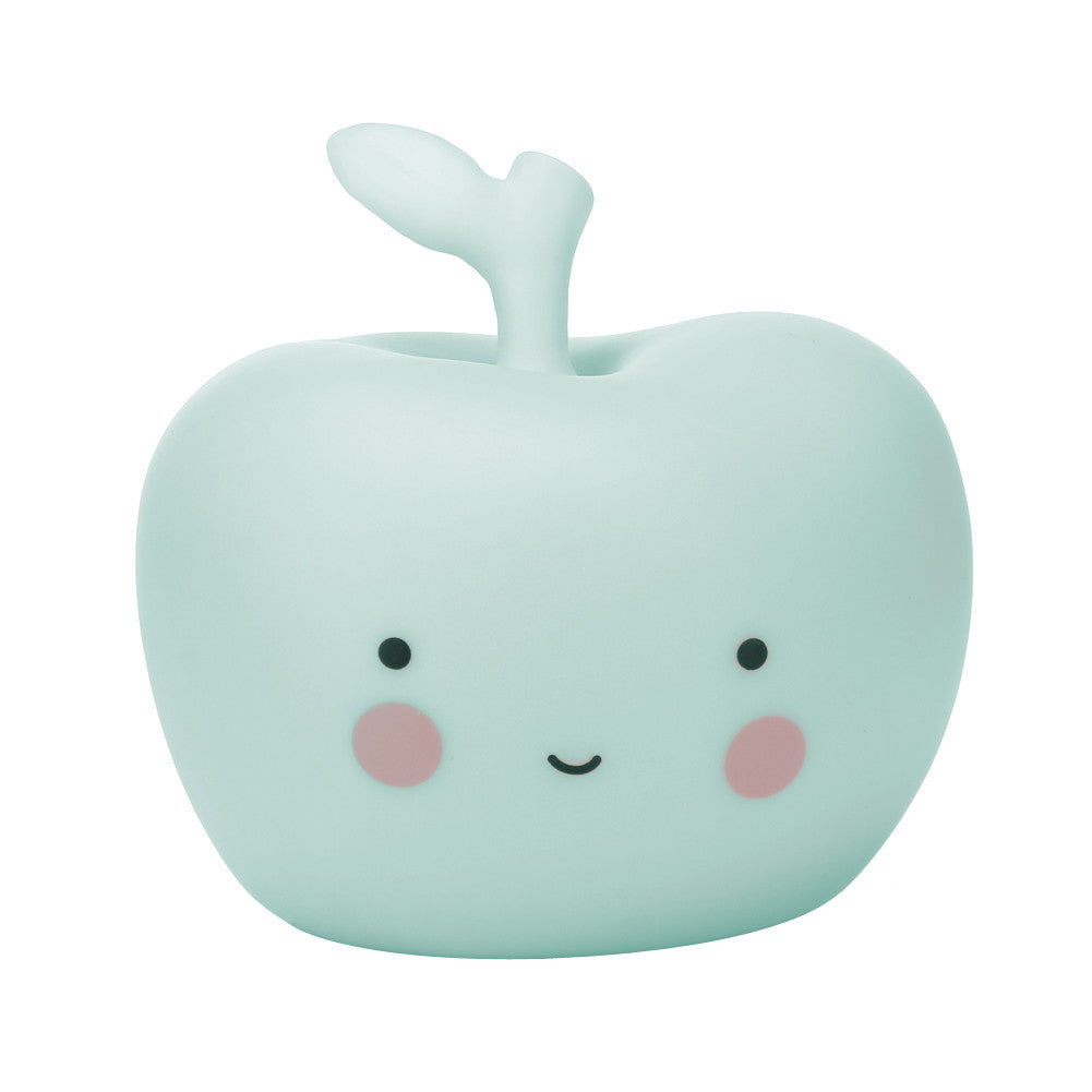 Home & Me Green Apple Night Light Lamp, Lighting, Home & Me, nursery, kids, babies, presents, gifts - Home & Me