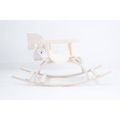 Home & Me Rocking Horse [Pre Order], Playtime, Home & Me, nursery, kids, babies, presents, gifts - Home & Me
