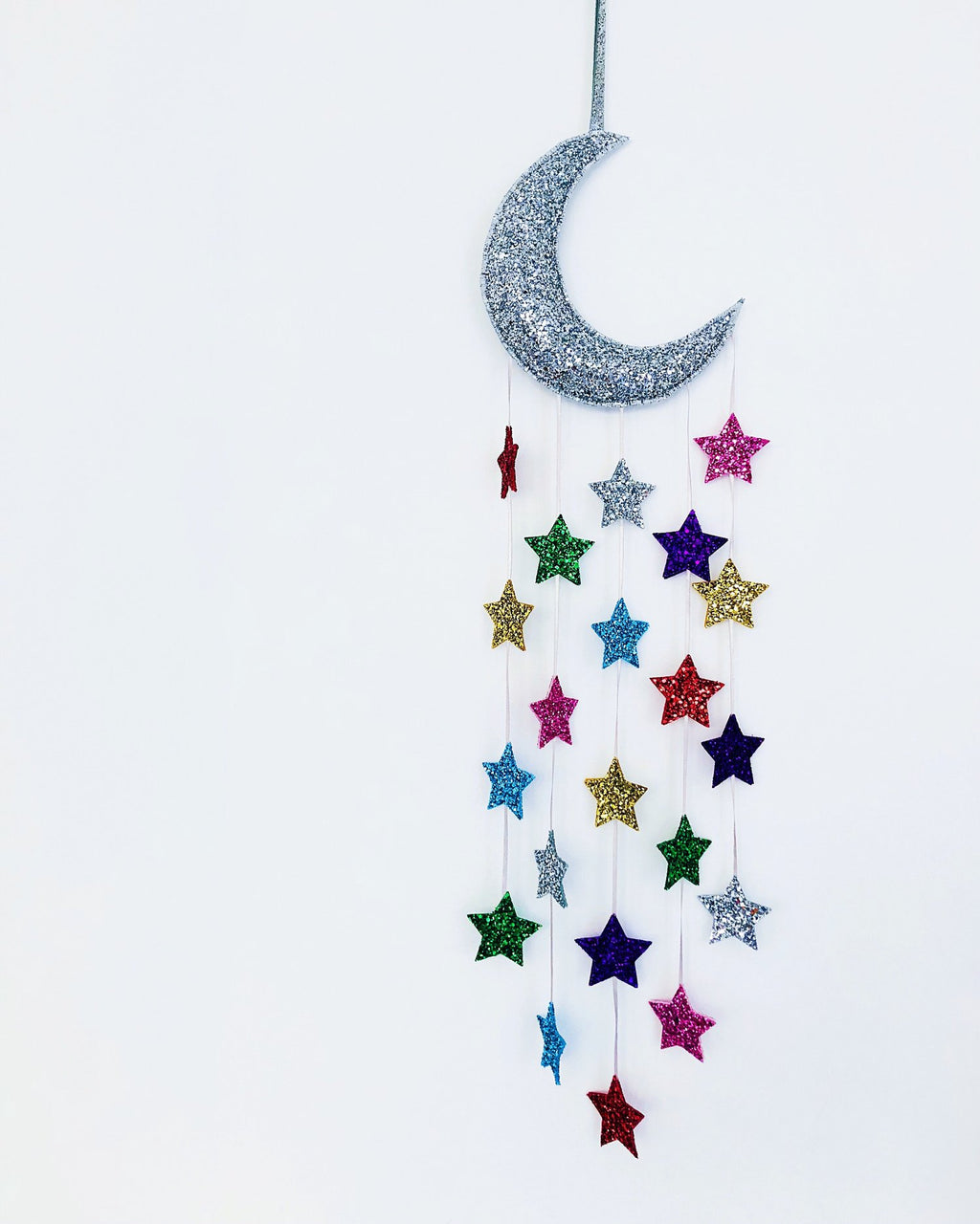 Sparkle Child - Rainbow Moon Star Cloud, , Sparkle Child, nursery, kids, babies, presents, gifts - Home & Me
