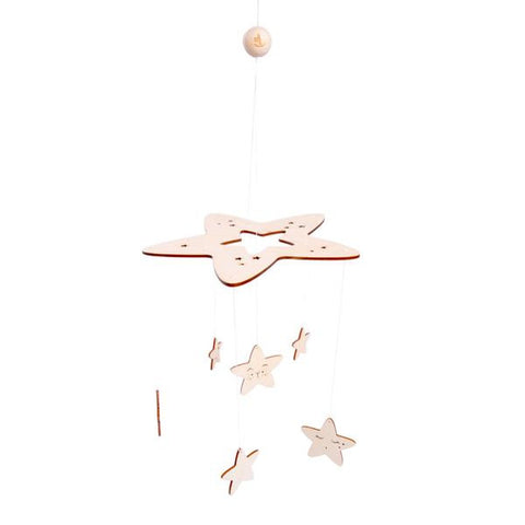 Loullou Star Dust Mobile, Decor, Loullou, nursery, kids, babies, presents, gifts - Home & Me