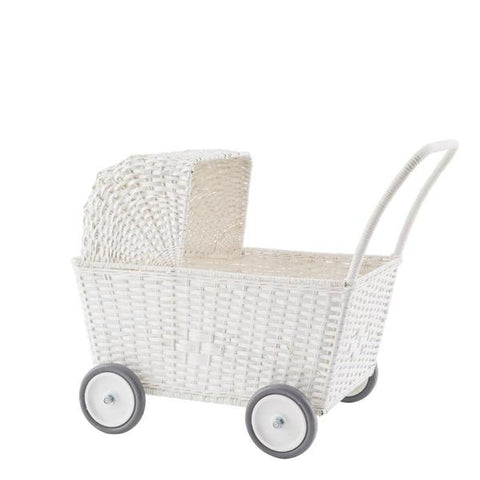 Olli Ella Strolley - White, , Olli Ella, nursery, kids, babies, presents, gifts - Home & Me