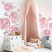 The Wallpaper Company Peonies & Butterflies, Wall Stickers, The Wallsticker Company, nursery, kids, babies, presents, gifts - Home & Me