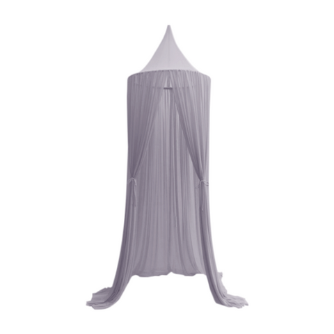 Spinkie Smoke Grey Sheer Canopy