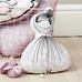 Little Cloud Ballerina Musical Cushion, Playtime, Little Cloud, nursery, kids, babies, presents, gifts - Home & Me