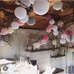 Cotton Ball Lights Pink and Grey Ball Cotton Ball Lights, Lighting, Cotton Ball Lights, nursery, kids, babies, presents, gifts - Home & Me