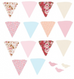 The Wallpaper Company Forest Bunting Stickers, Wall Stickers, The Wallsticker Company, nursery, kids, babies, presents, gifts - Home & Me