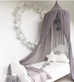 Spinkie Smoke Grey Sheer Canopy, Canopy, Spinkie, nursery, kids, babies, presents, gifts - Home & Me