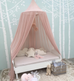 Spinkie Nude Pink Sheer Canopy, Canopy, Spinkie, nursery, kids, babies, presents, gifts - Home & Me