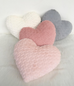 Spinkie Light Pink Heart Cushion, Soft Furnishing, Spinkie, nursery, kids, babies, presents, gifts - Home & Me
