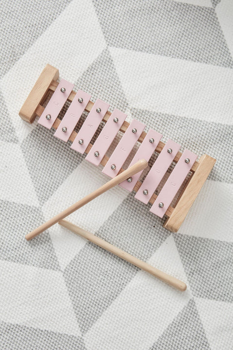 Kids Concept - Xylophone Pink, Wooden Toys, Kids Concept, nursery, kids, babies, presents, gifts - Home & Me