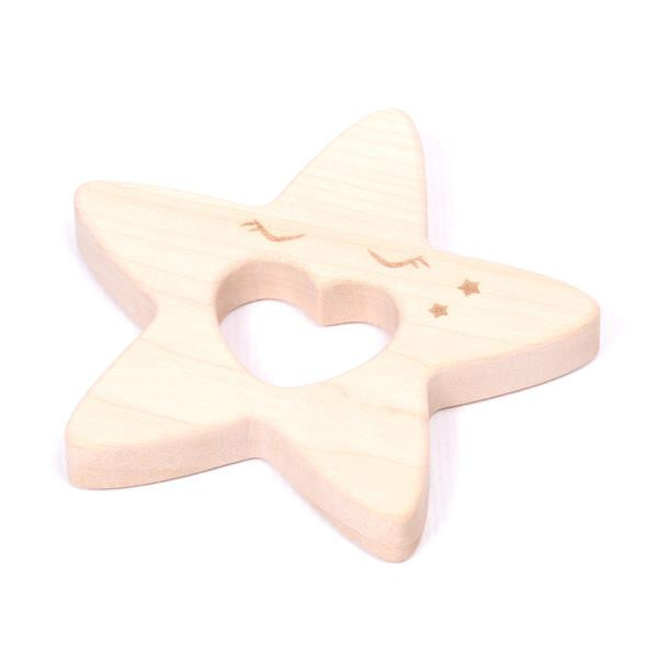 Loullou Star Teether, , Loullou, nursery, kids, babies, presents, gifts - Home & Me