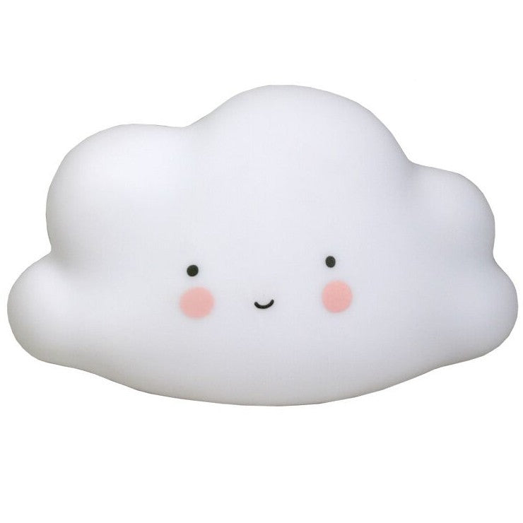 Home & Me White Cloud Night Light Lamp, Lighting, Home & Me, nursery, kids, babies, presents, gifts - Home & Me