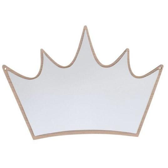 Mase Living Crown Mirror, Mirror, Mase Living, nursery, kids, babies, presents, gifts - Home & Me
