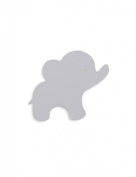 That's Mine Grey Elephant Wall Hook, Furnishing, That's Mine, nursery, kids, babies, presents, gifts - Home & Me