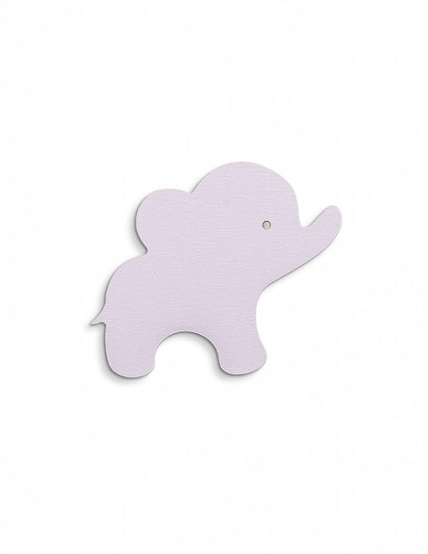 That's Mine Pink Elephant Wall Hook