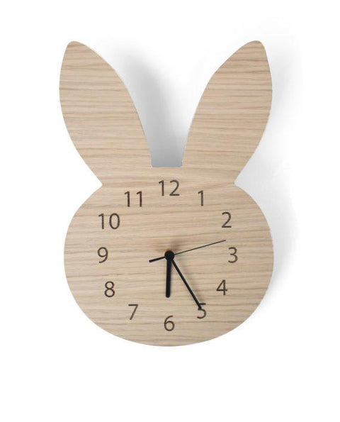 Mase Living Bunny clock, Clocks, Mase Living, nursery, kids, babies, presents, gifts - Home & Me