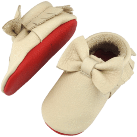 Nude Loubies Moccasin Little Lambo, Shoes, Little Lambo, nursery, kids, babies, presents, gifts - Home & Me