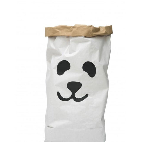 Home & Me Animal Kraft Storage Bag, Storage, Home & Me, nursery, kids, babies, presents, gifts - Home & Me