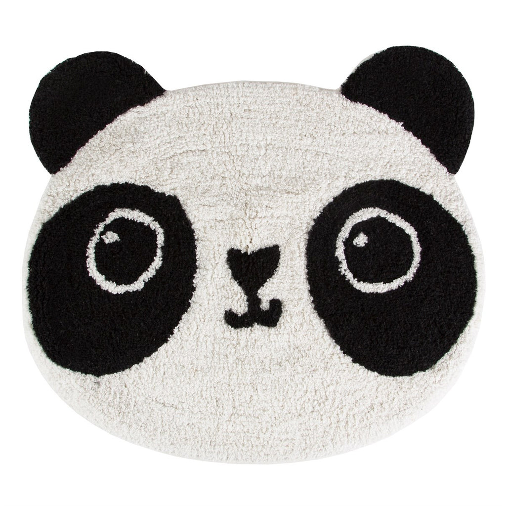 Sass & Belle Panda Rug, Soft Furnishing, Sass & Belle, nursery, kids, babies, presents, gifts - Home & Me