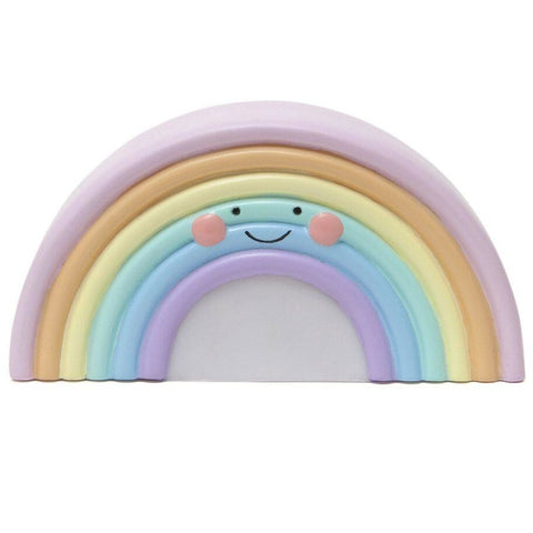 Rainbow Night Light Lamp, Lighting, Home & Me, nursery, kids, babies, presents, gifts - Home & Me