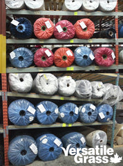 BIG YARD-SIZED PROJECTS! 6ft/12ft/13ft/15ft WIDE ROLLS.  A formidable selection to transform your big property