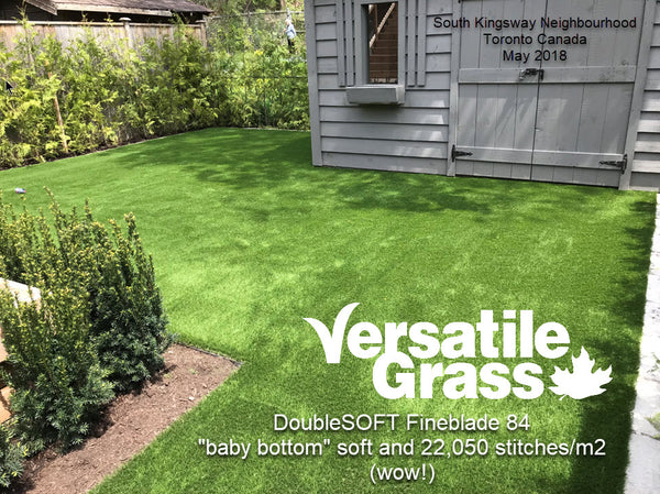 DoubleSOFT 84 synthetic grass