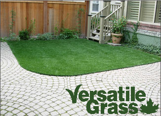 driveway Versatile synthetic artificial grass turf Toronto GTA Ontario