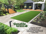 Piece #1212 Castle Green 66  3ft6 x 2ft3 synthetic artificial grass SSTOR