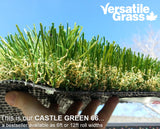 Piece #1141 Castle Green 66  1ft11 x 10ft3 synthetic artificial grass ELM