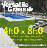 4ft x 8ft Multi Usage Synthetic Artificial Grass
