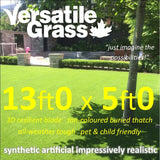 13ft x 5ft Multi-Usage Synthetic Artificial Grass