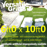 6ft x 10ft Multi Usage Synthetic Artificial Grass