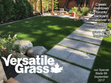 Piece #973 Special Blade 66 1ft1 x 14ft3 Synthetic Artificial Grass Elm