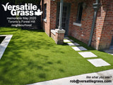 Piece #1239 TripleSoft  8ft1 x 4ft0 synthetic artificial grass SSTOR