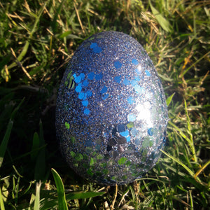 Glitter Easter Egg Gift Box -  - AlphaVariable