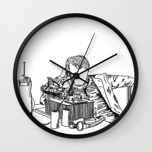 Edison Clock - Clock - AlphaVariable