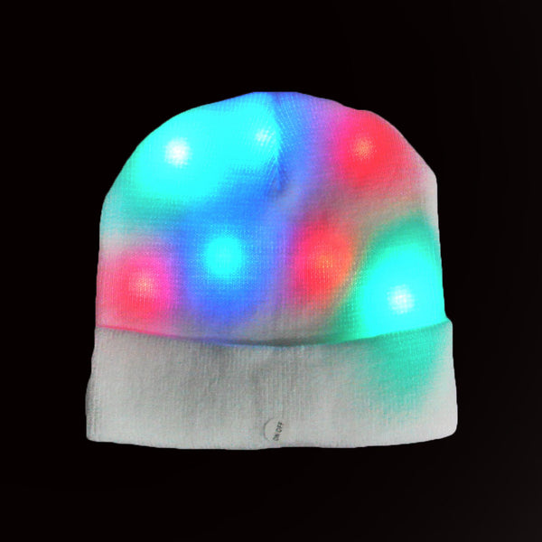 LED Beanie - LED Gear - AlphaVariable