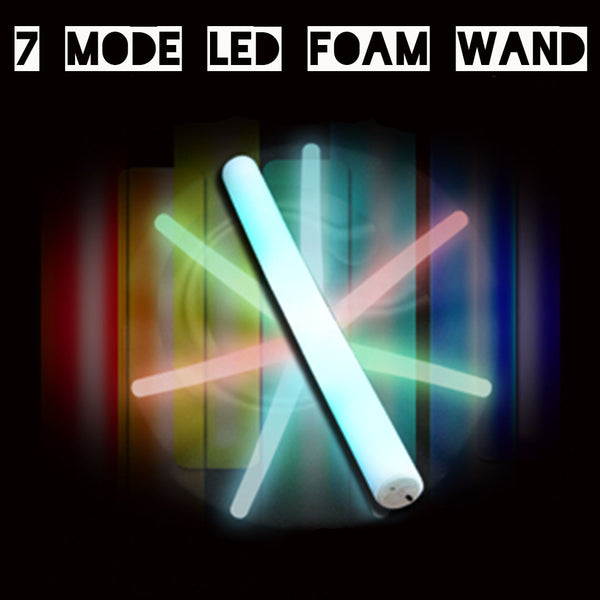 LED Foam Wand - LED Gear - AlphaVariable