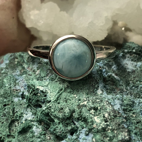 Larimar Ring -  - AlphaVariable